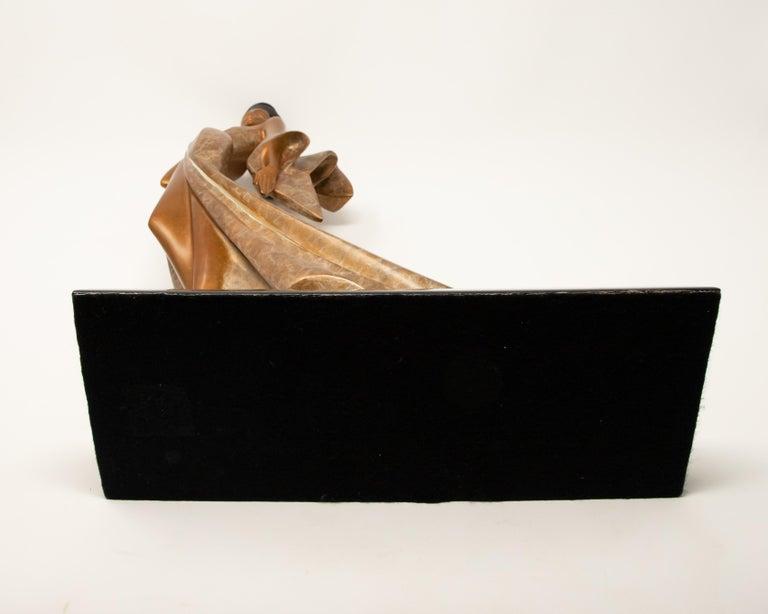 Daner Bronze Sculpture, Icarus, 1991 For Sale 6