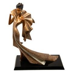 Daner Bronze Sculpture, Icarus, 1991