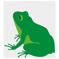 Danese Milano, Enzo Mari Frog Poster