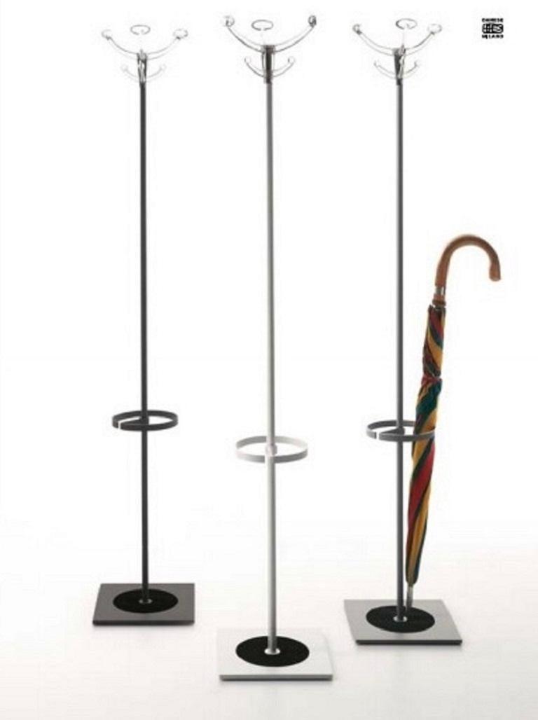 Danese Milano, Humphrey Coat and Umbrella Stand, Black For Sale 1
