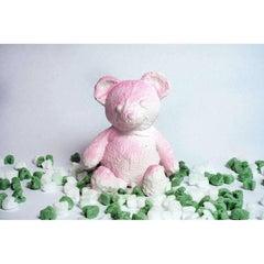 Cracked Bear (Pink)