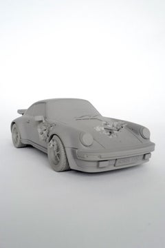 Daniel Arsham - Eroded Turbo 911 - Contemporary Art