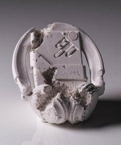 DANIEL ARSHAM: Future Relic 07- Cassette Player - Limited edition Sculpture