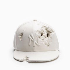 DANIEL ARSHAM: MODERN ARTIFACT 001 New York Yankees Cap Sculpture Conceptual Art