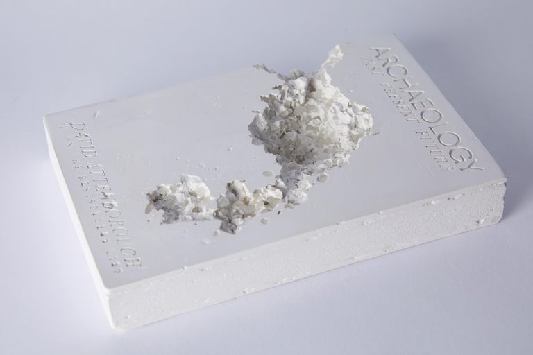 Fictional Nonfiction: Archaeology - Contemporary Sculpture by Daniel Arsham