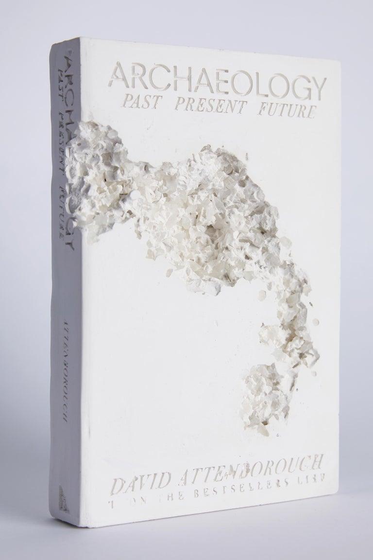 Daniel Arsham Figurative Sculpture - Fictional Nonfiction: Archaeology
