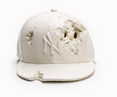 Modern Artifact 001 NY Yankees Hat, Daniel Arsham