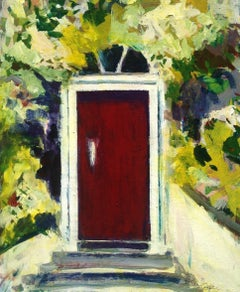 Door in the Wall, Painting, Acrylic on Other