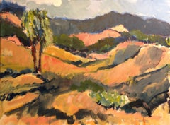 Santa Ynez Environs, Painting, Acrylic on Other