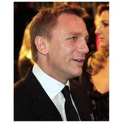 Daniel Craig Authentic Strand of Hair, 21st Century