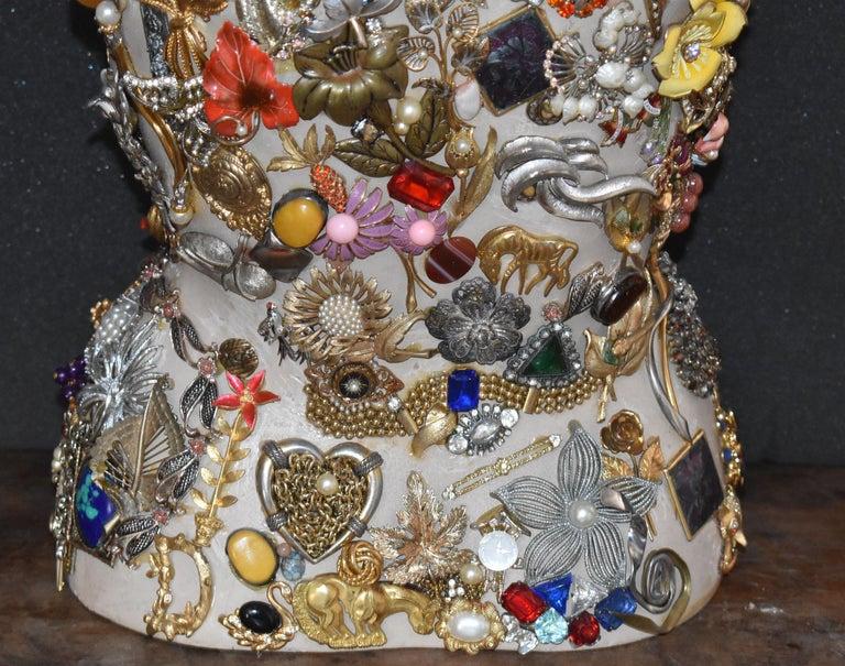 Daniel Dupir Unique Jewelry Sculpture For Sale 4