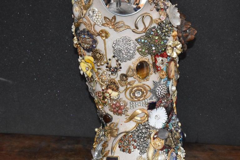 Daniel Dupir Unique Jewelry Sculpture For Sale 6