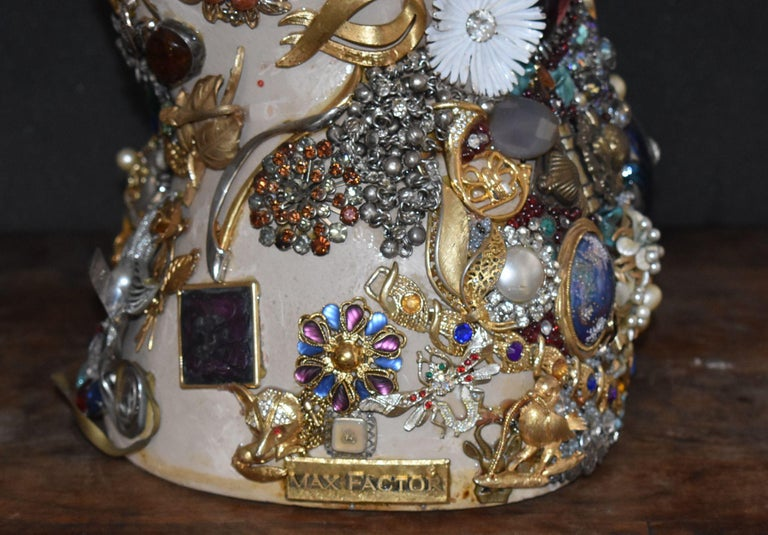 Daniel Dupir Unique Jewelry Sculpture For Sale 7