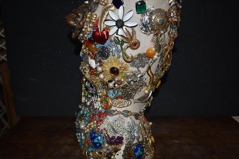 Daniel Dupir Unique Jewelry Sculpture For Sale 1