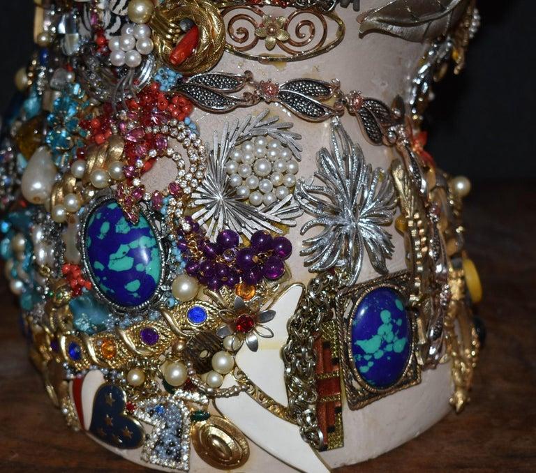 Daniel Dupir Unique Jewelry Sculpture For Sale 2