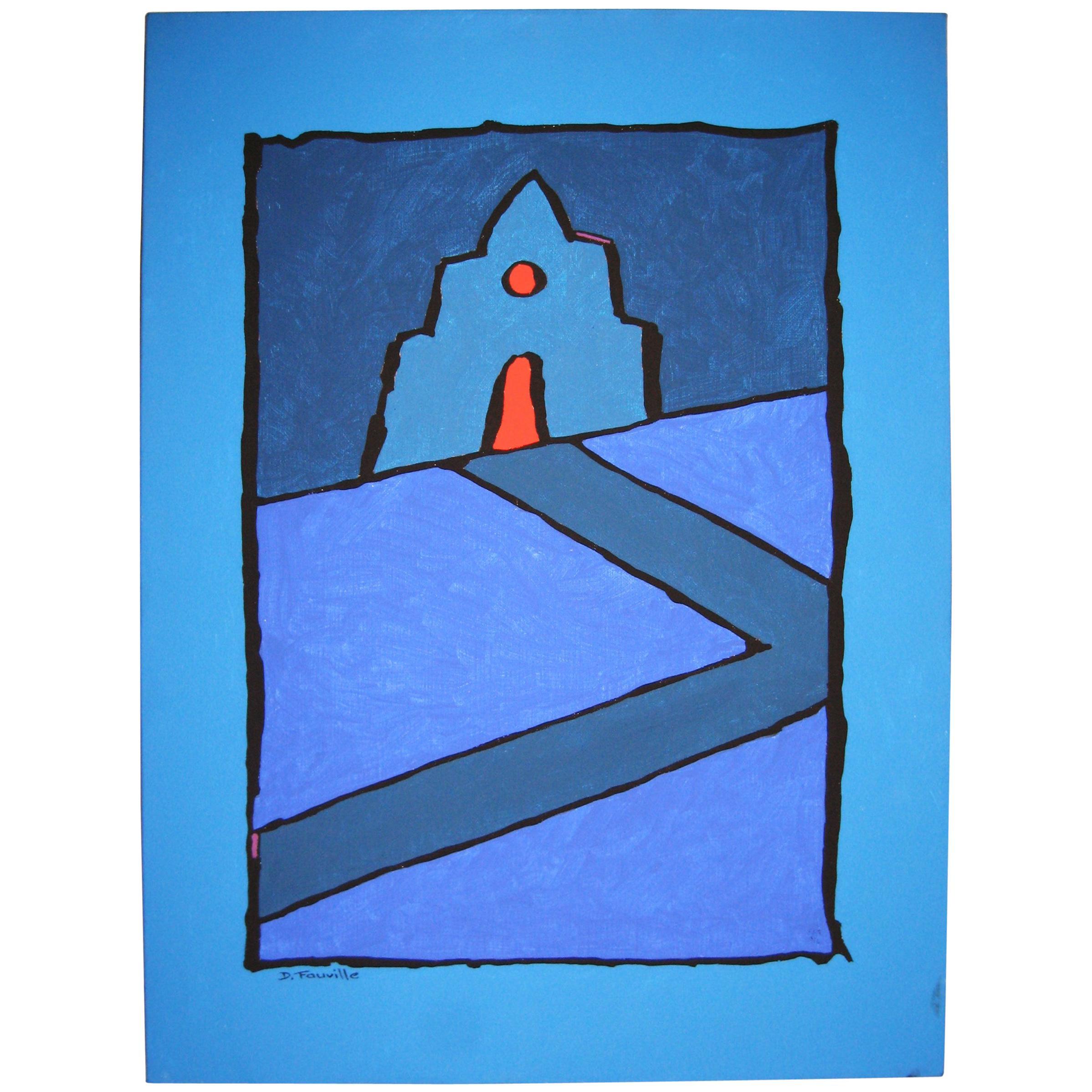 Daniel Fauville Castle, 2001