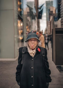 Untitled 12, street photography, snapshot aesthetic portrait