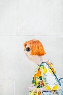Untitled 2, street photography, snapshot aesthetic portrait