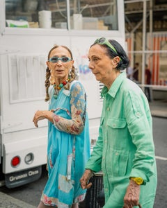 Untitled 3, street photography, snapshot aesthetic portrait