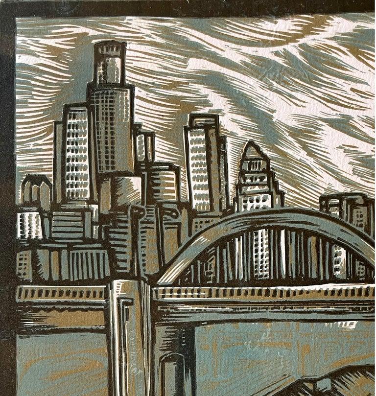 Somos Puente - Print by Daniel Gonzalez
