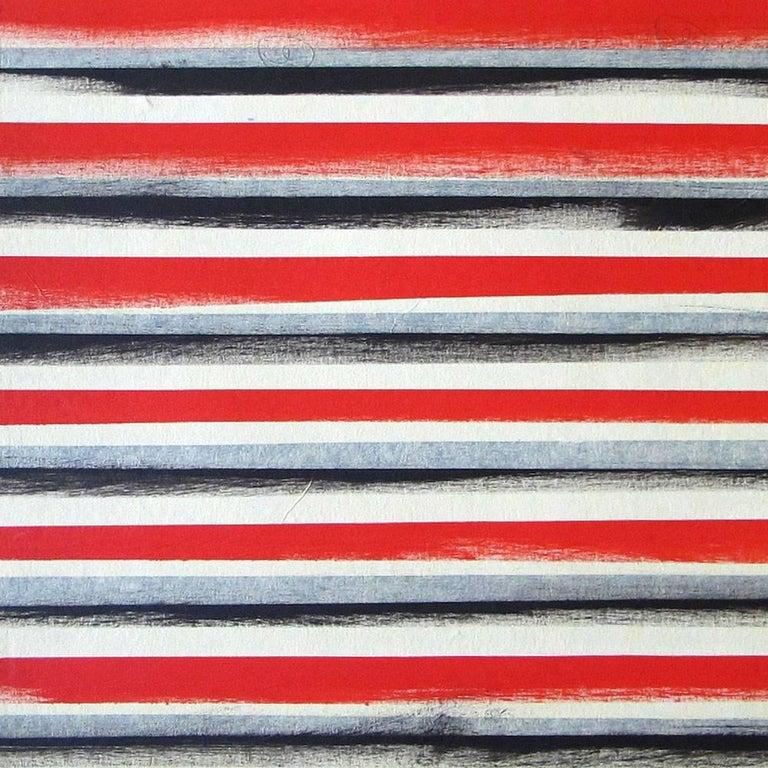 Daniel Göttin Abstract Painting - Untitled 3 2006
