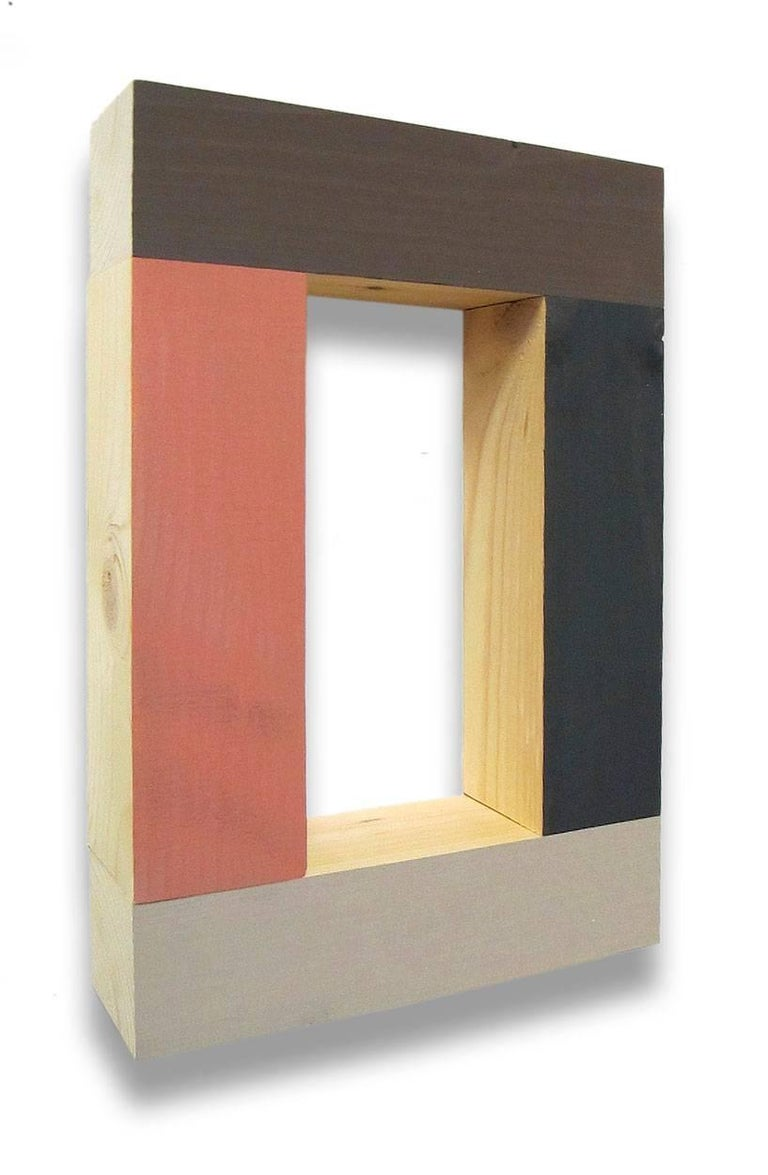 Untitled (NR. 7), 2000 - Painting by Daniel Göttin