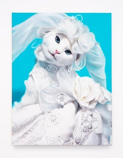 Bridal Kitty (Albino)