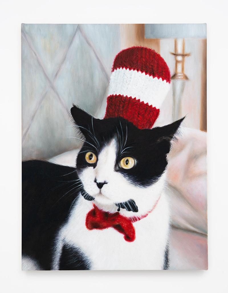Cat in the Hat Kitty (Tuxedo)