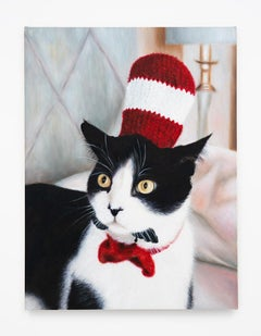 Cat in the Hat Kitty (Tuxedo)