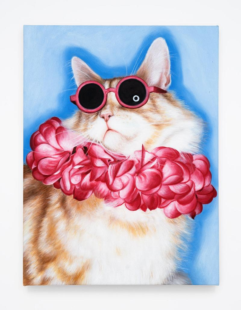 Hawaiian Kitty (Cream Tabby II)