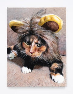 Lion Kitty (Tortoiseshell II)
