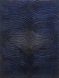 Daniel Hill,  Untitled-13 2018, acrylic, 15 x 11 inches