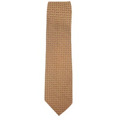 Daniel Levil Multicoloured Tie