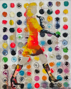 Art Thief With Dots