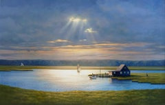 """Into the Light,"" Limited Edition Giclee Print, 36"" x 54"""