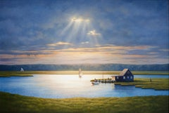 """""""Into the Light,"""" Limited Edition Print - 24 x 36"""