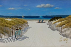 """Two O'Clock Breeze,"" Limited Edition Giclee Print, 36"" x 54"""