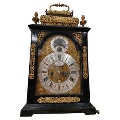 Daniel Quare Table Clock '1710-1715'