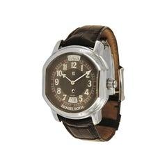 Daniel Roth 18 Karat Gold Metropolitan 24 Cities World Time Automatic Watch