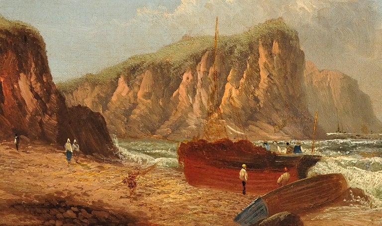 Llŷn Peninsula, Gwynedd, North Wales. Original Painting Daniel Sherrin Pseudonym For Sale 6
