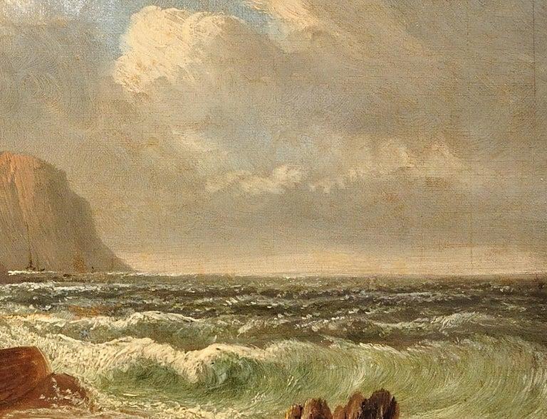 Llŷn Peninsula, Gwynedd, North Wales. Original Painting Daniel Sherrin Pseudonym For Sale 12