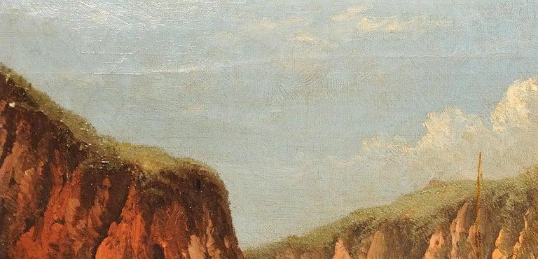Llŷn Peninsula, Gwynedd, North Wales. Original Painting Daniel Sherrin Pseudonym For Sale 7