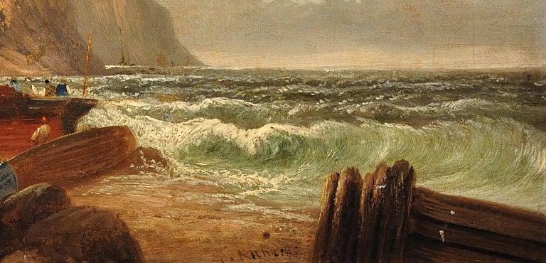 Llŷn Peninsula, Gwynedd, North Wales. Original Painting Daniel Sherrin Pseudonym For Sale 11