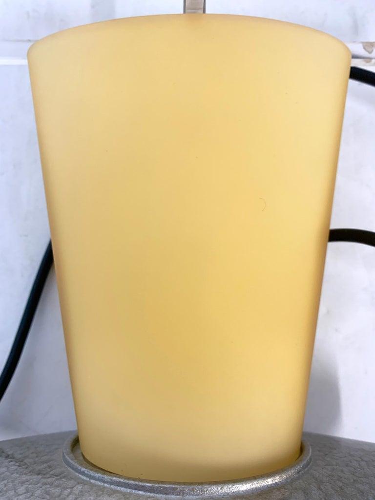 Glass Daniela Puppa for Fontana Arte Lamp For Sale