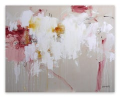 A Breath of Summer II (Abstract Expressionism painting)