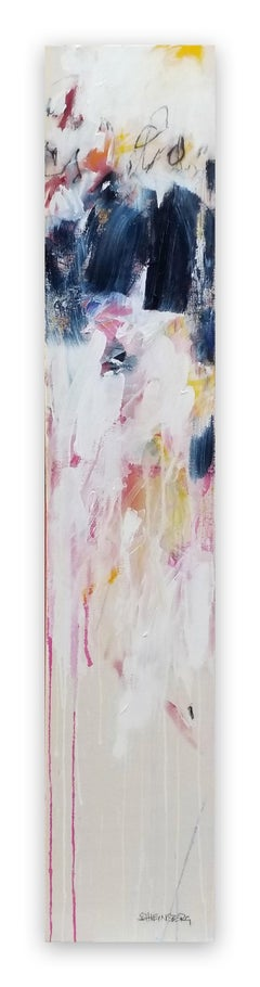 A Breath of Summer IV (Abstract Expressionism painting)