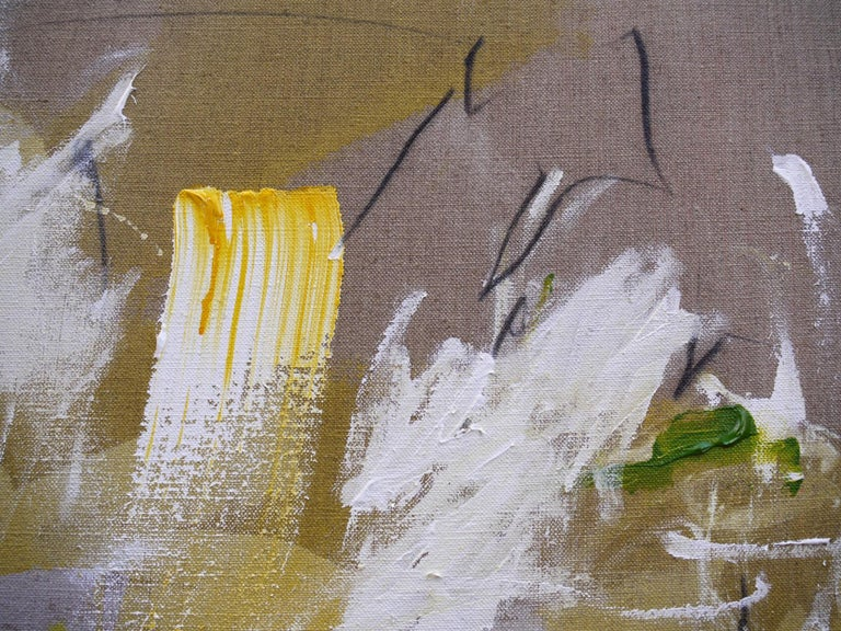A Breath of Summer V (Abstract Expressionism painting) For Sale 1
