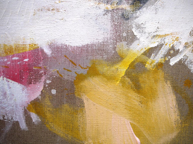A Breath of Summer VI (Abstract Expressionism painting) For Sale 2