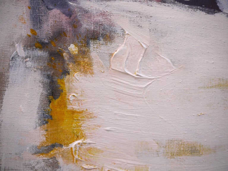 A Breath of Summer VI (Abstract Expressionism painting) For Sale 4