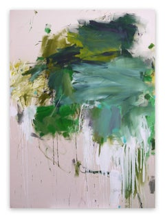 The Color of Hope (Abstract Expressionism painting)